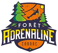 Le plus grand parc accrobranche du Morbihan- Forêt Adrénaline
